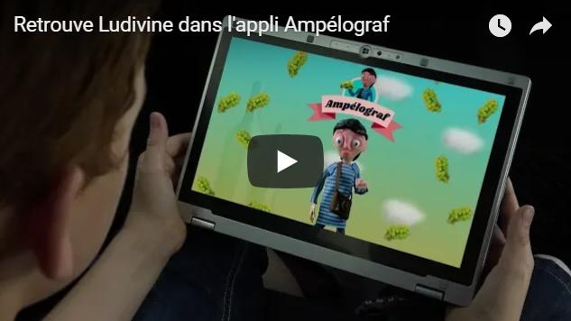 "Image du teaser ""Retrouvez Ludivine dans Ampélograf"""